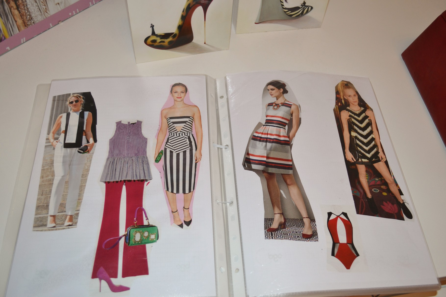 Welche Stilrichtungen passen zu mir? Finden Sie es in der Stilberatung heraus.