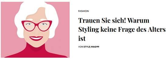 Typberatung Stil leben im StyleMag99