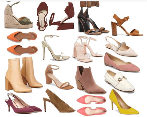Die passende Schuhform zum Stiltyp finden