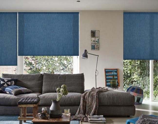 Рулонные шторы с тканью Нова