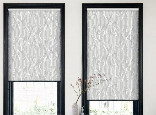 Рулонные шторы с тканью Даллас