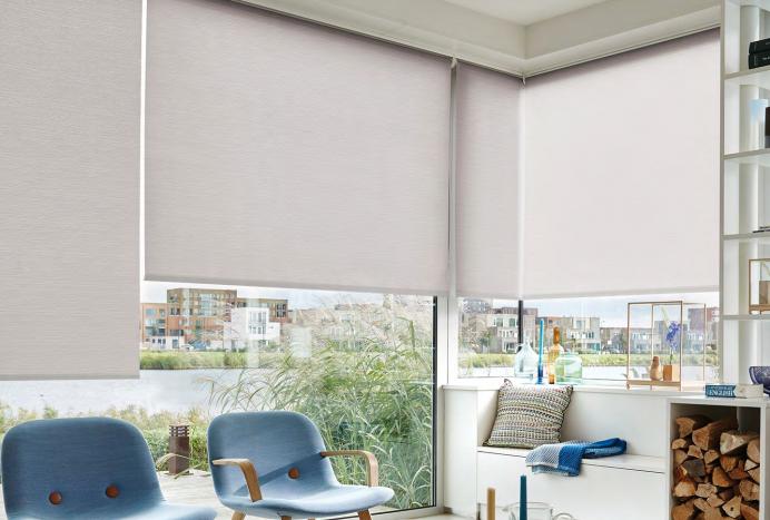 Рулонные шторы с тканью Юта