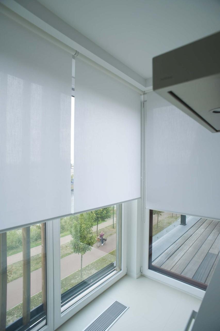 Большие рулонные шторы