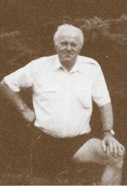 Erich Förster, jahrelang Übungsleiter der Sektion Handball