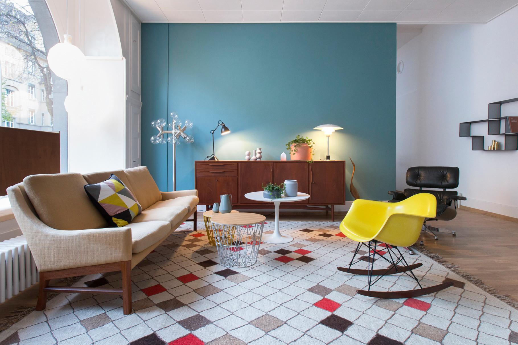 Vintage Möbel und Nordisches Design - Patinamöbel Vintage Living