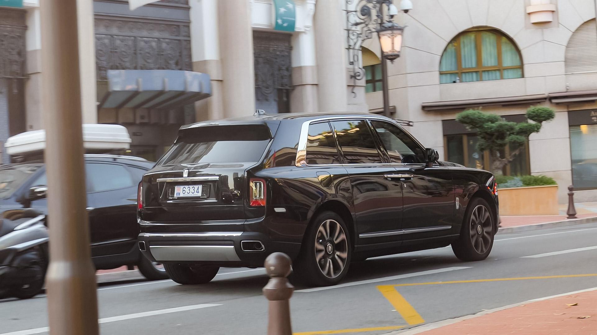 Rolls Royce Cullinan - 6334 (MC)