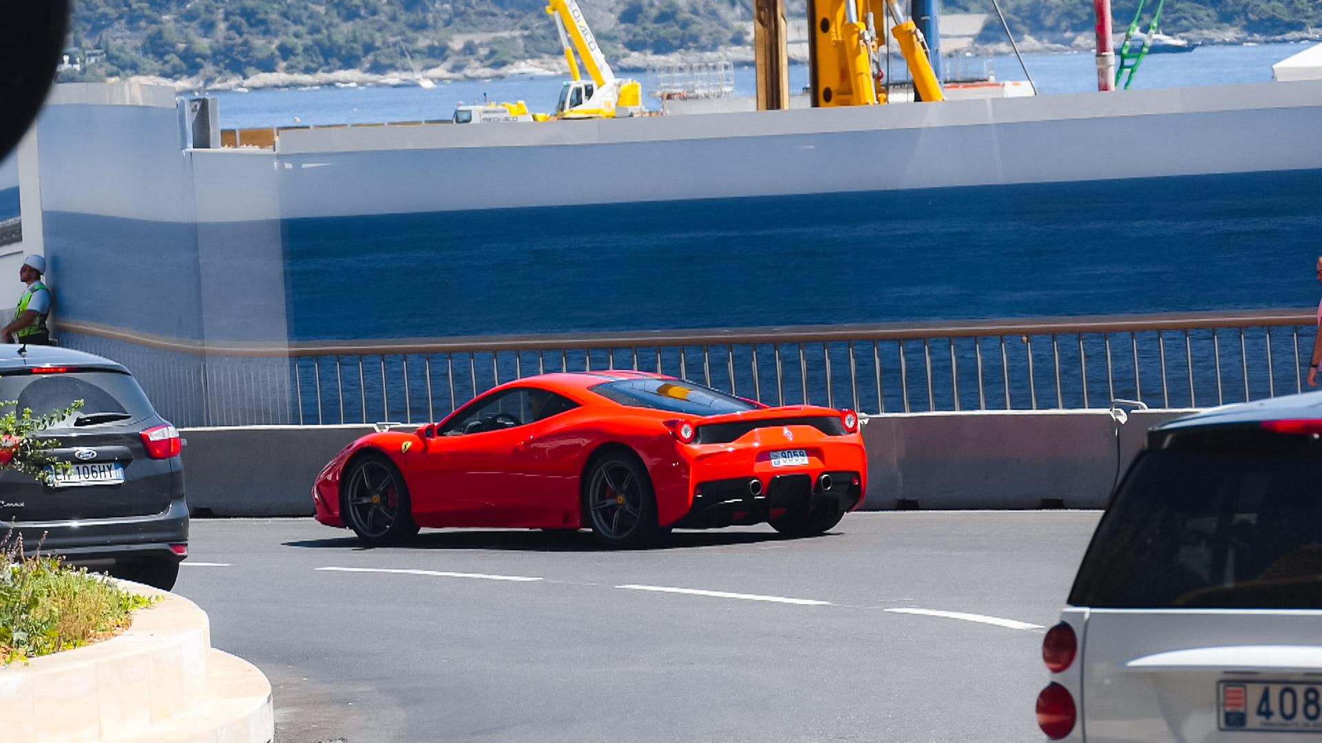 Ferrari 458 Speciale - 9059 (MC)
