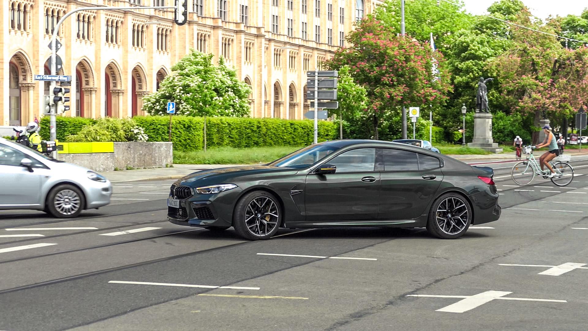 BMW M8 Competition Cabrio - M-VZ-800
