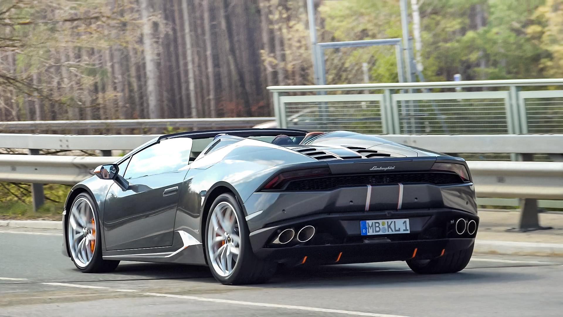 Lamborghini Huracan Spyder - MB-KL-1