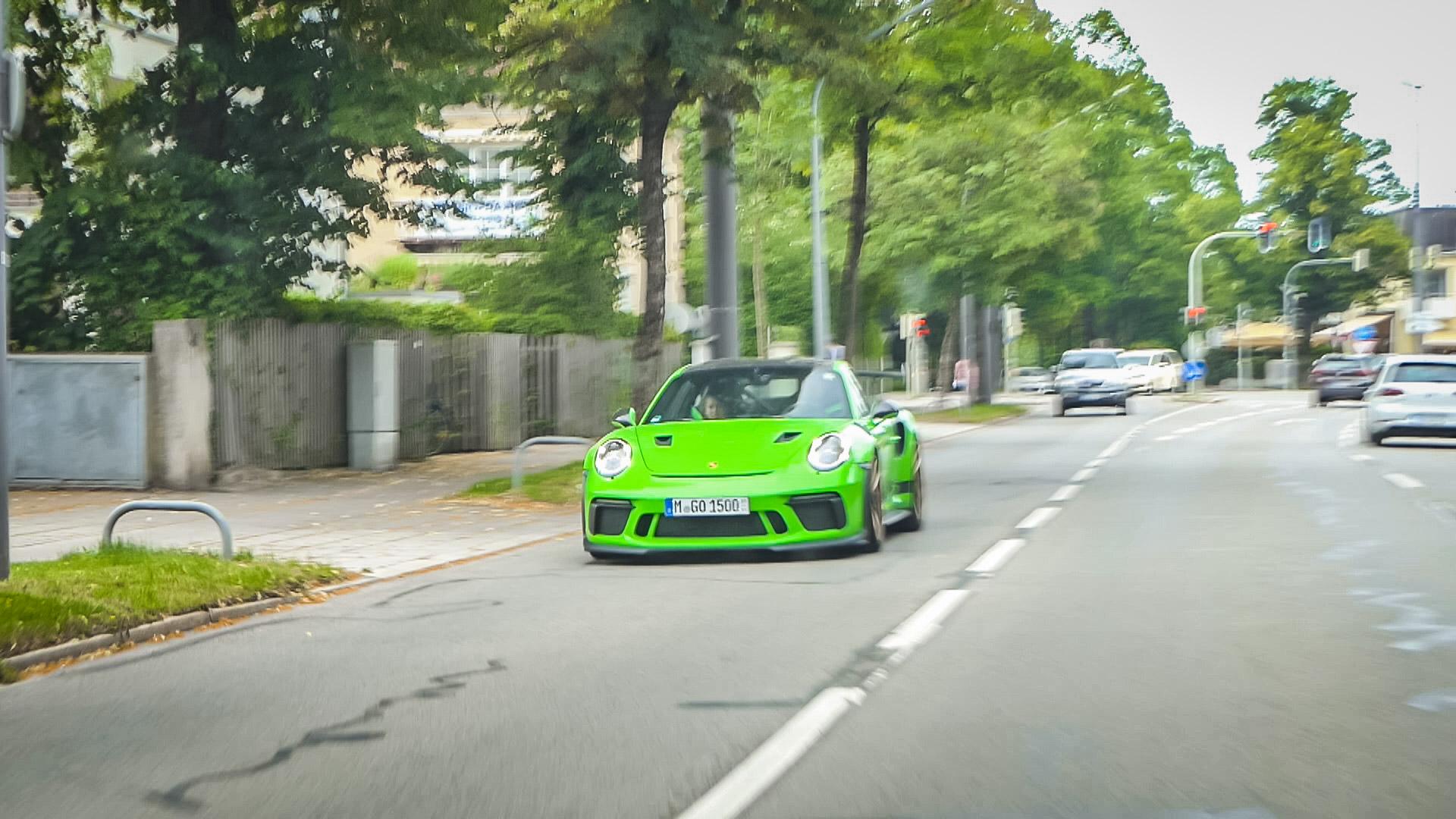 Porsche 911 991.2 GT3 RS - M-GO-1500