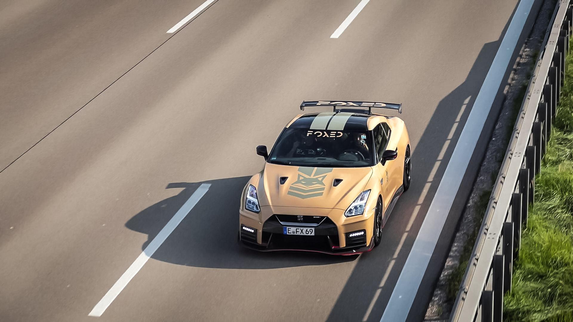 Nissan GTR - E-FX-69