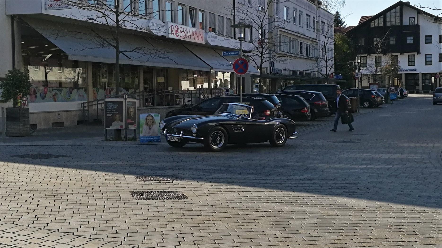 BMW 507 - M-TC-507H