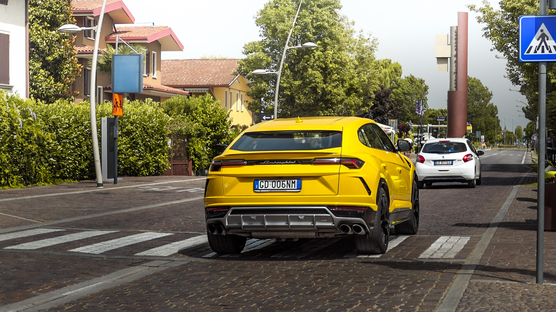Lamborghini Urus - GD-006-NM (ITA)