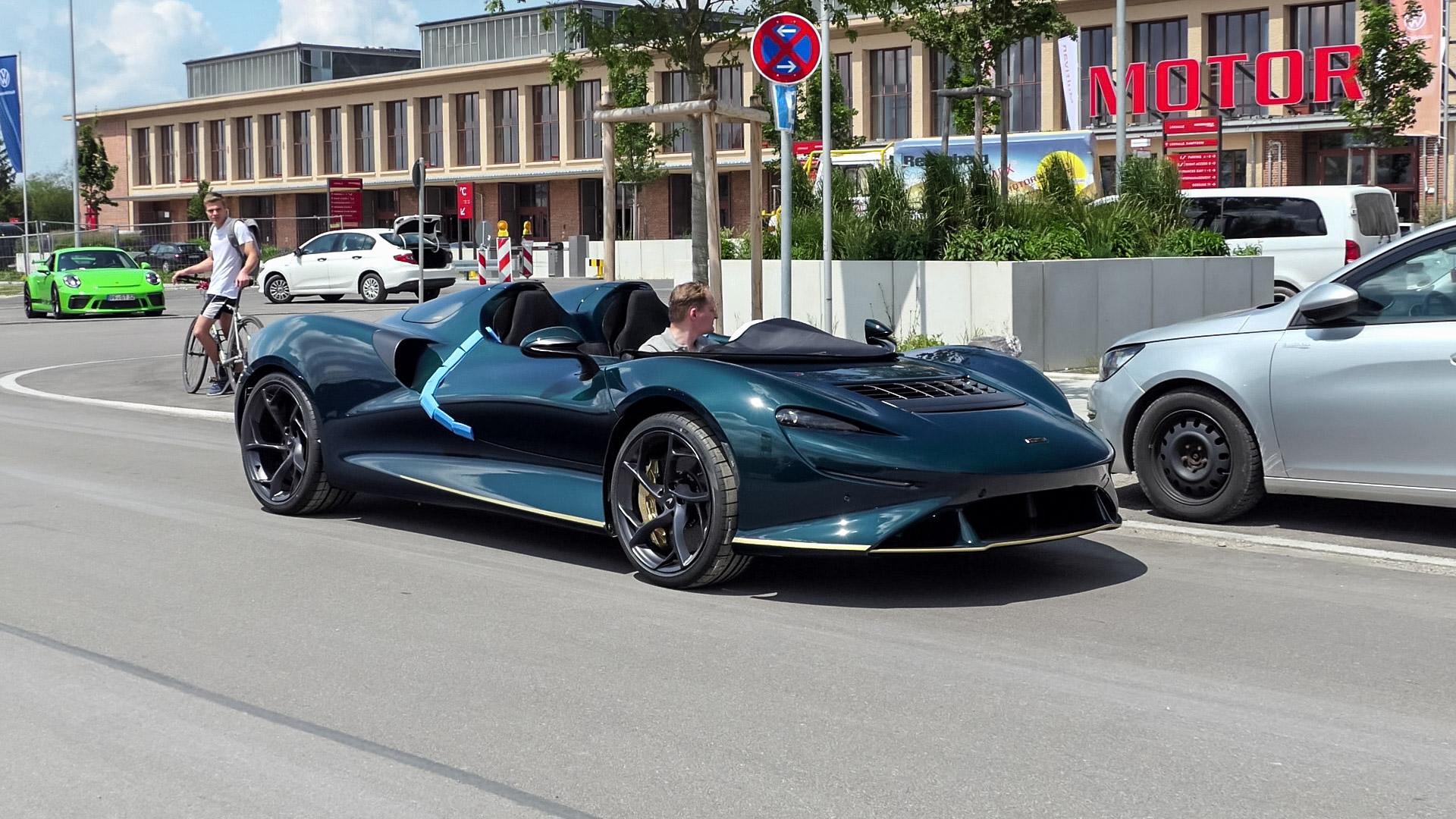 McLaren Elva (Motorworld Munich)