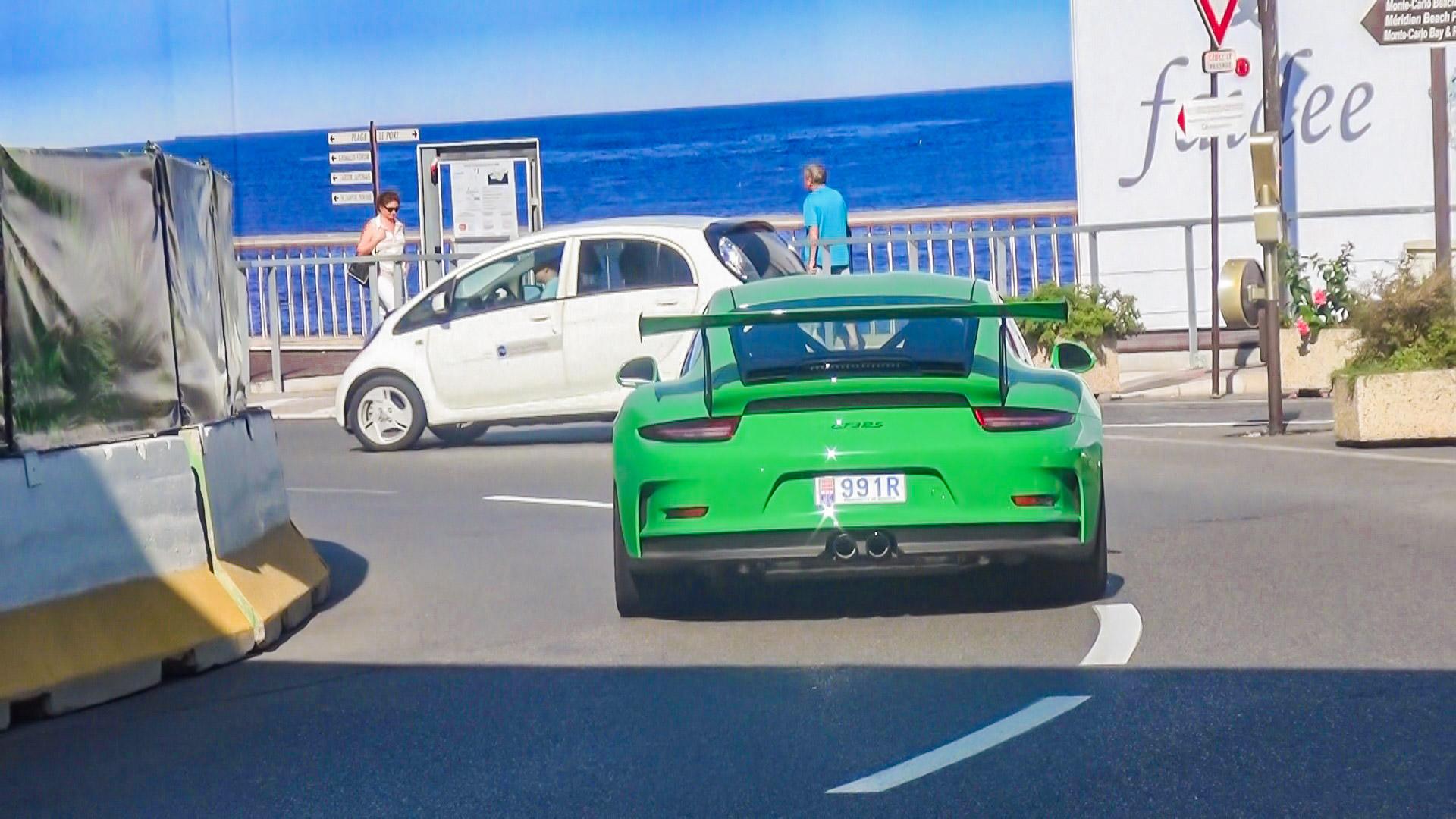 Porsche 911 GT3 RS - 991R (MC)