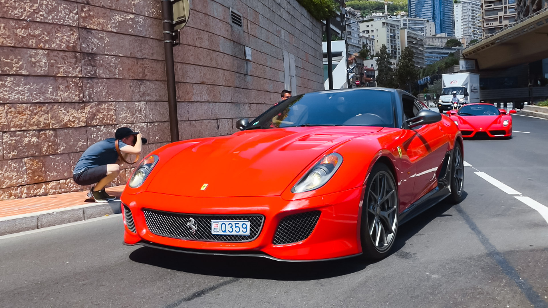 Ferrari 599 GTO - Q359 (MC)