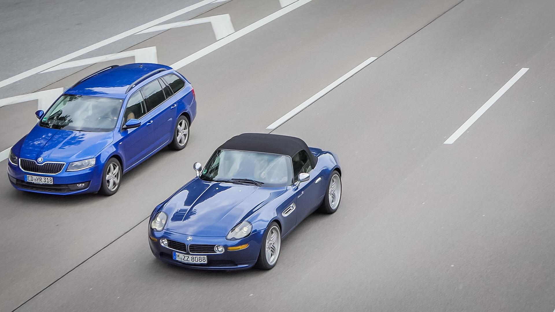 BMW Z8 - M-ZZ-8088