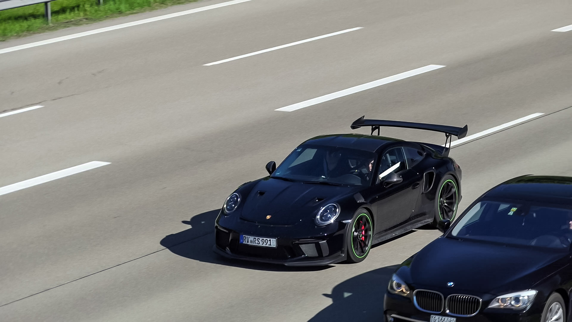 Porsche 911 991.2 GT3 RS - RV-RS-991