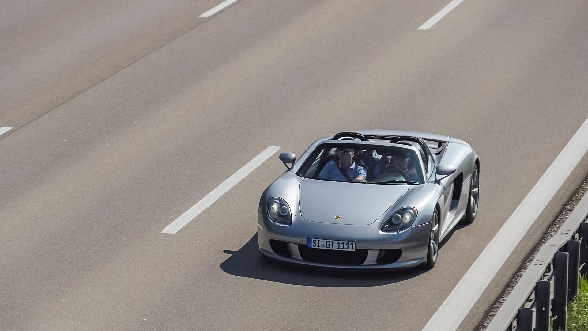 Porsche Carrera GT - SI-GT-1111