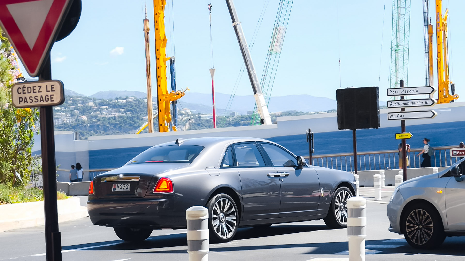 Rolls Royce Ghost Series II - V272 (MC)