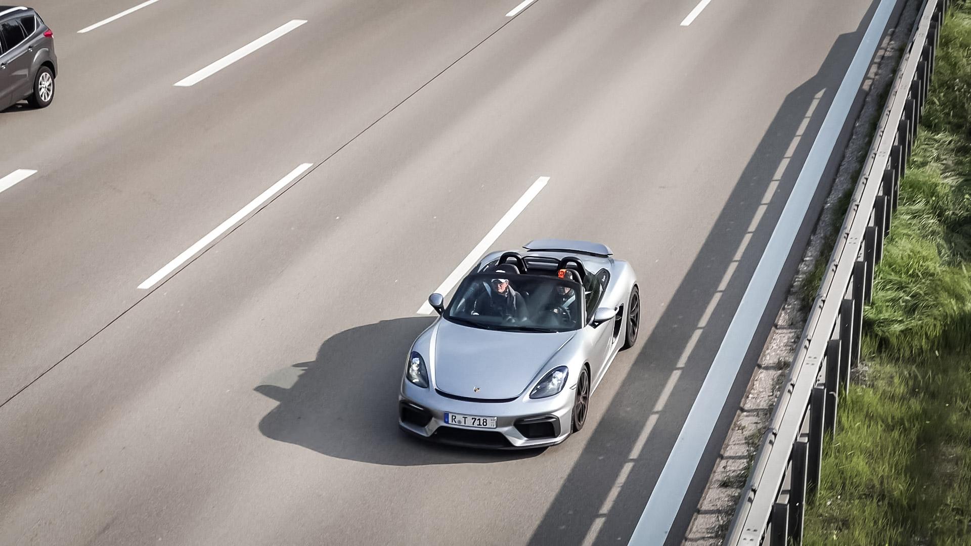 Porsche 718 Spyder - R-TO-718