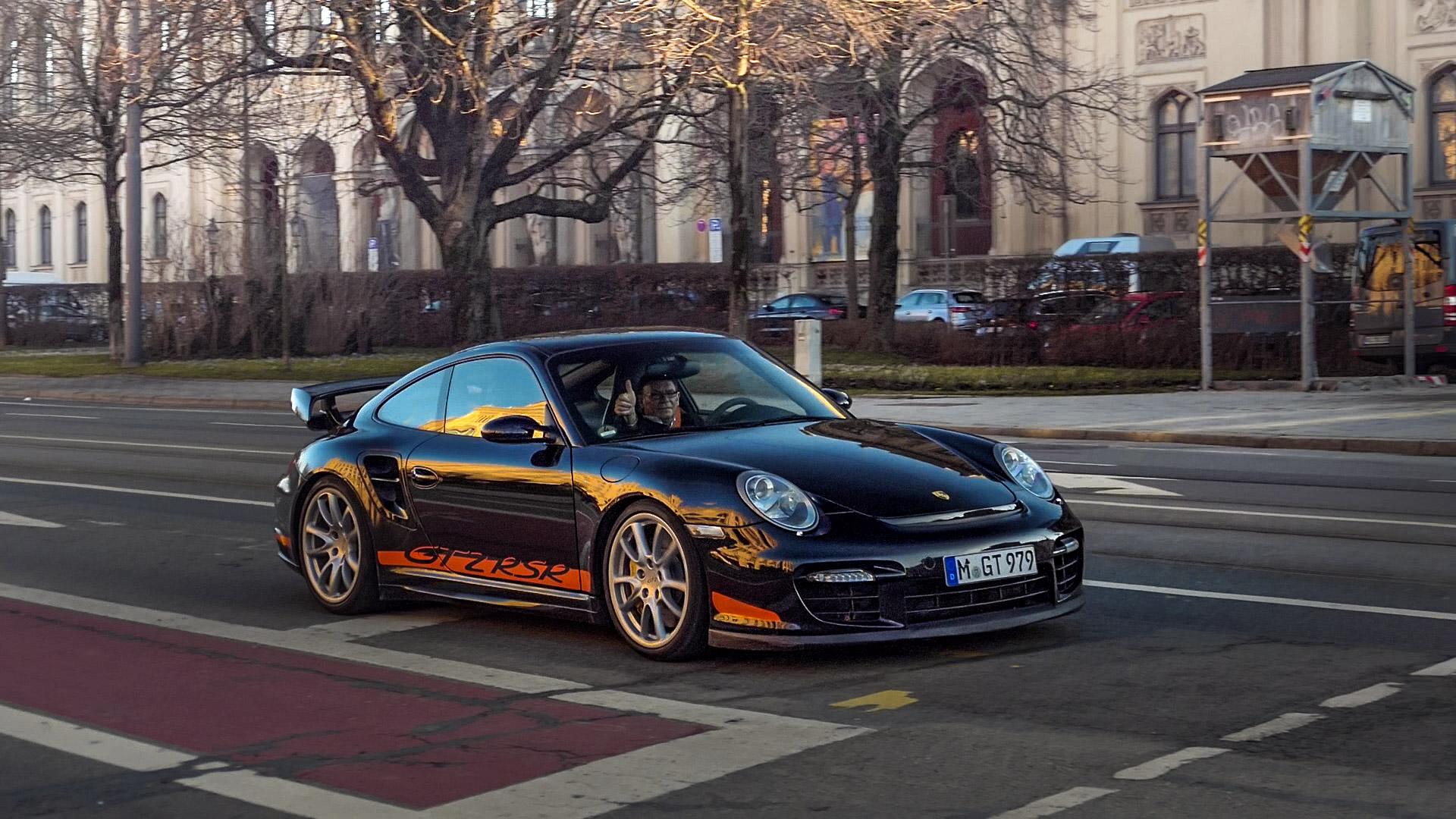 """Porsche 997 GT2 """"RSR"""" - M-GT-979"""