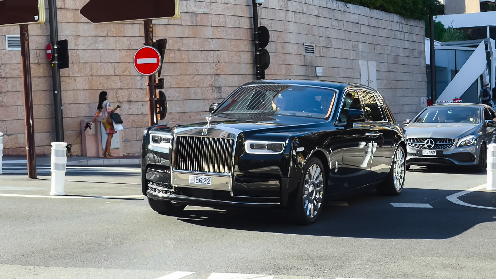 Rolls Royce Phantom - B622 (MC)
