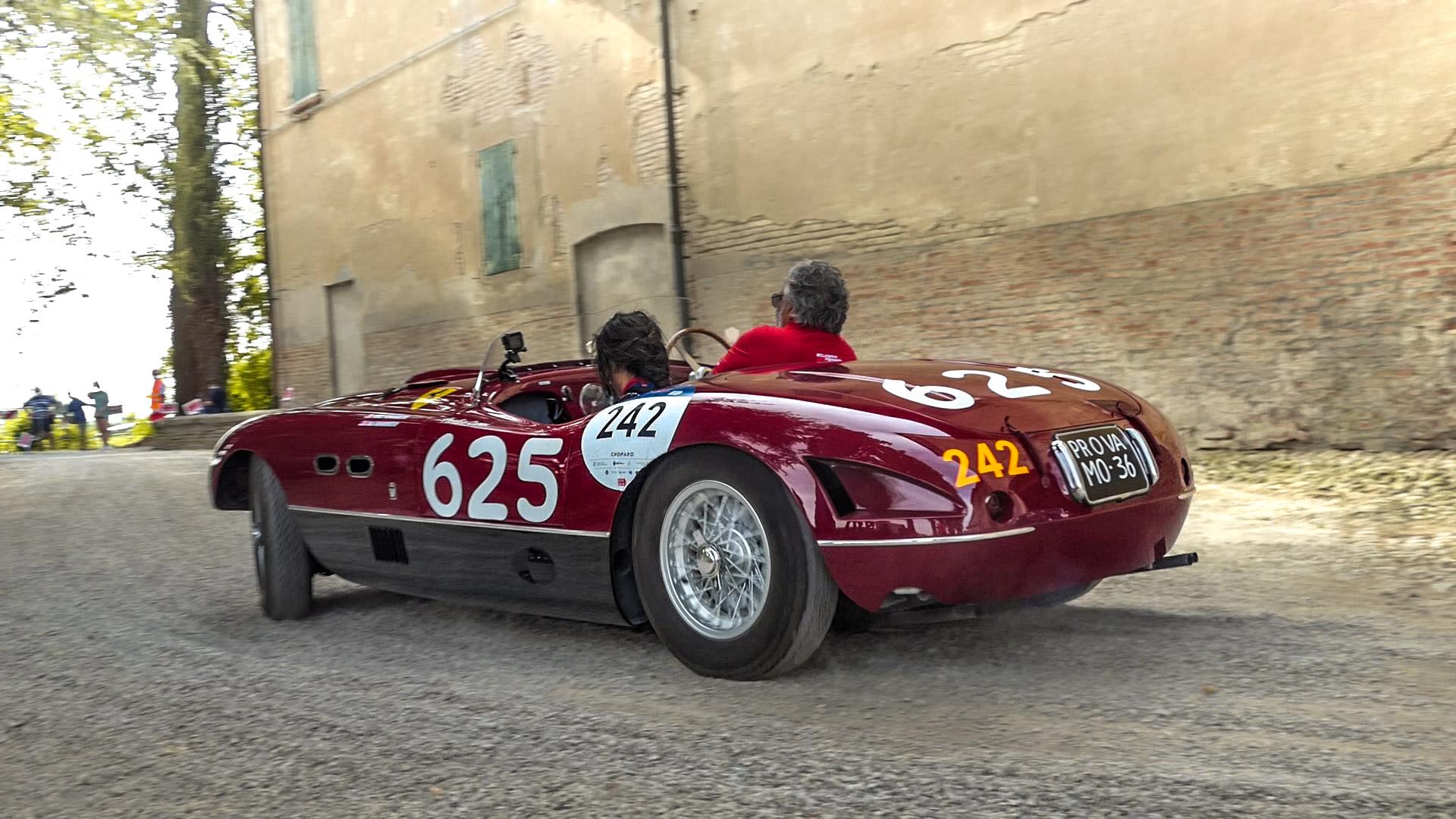 Ferrari 250 MM Spider Vigniale - PROVA-MO-36 (ITA)