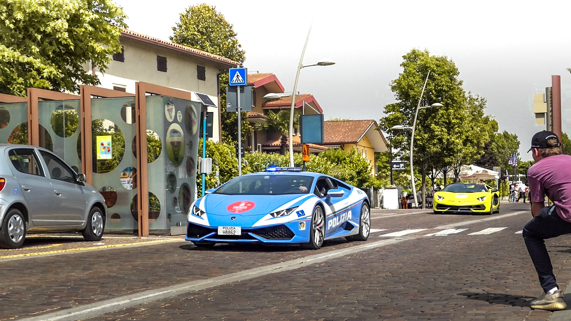 Lamborghini Huracan - Polizia-H8862 (ITA)