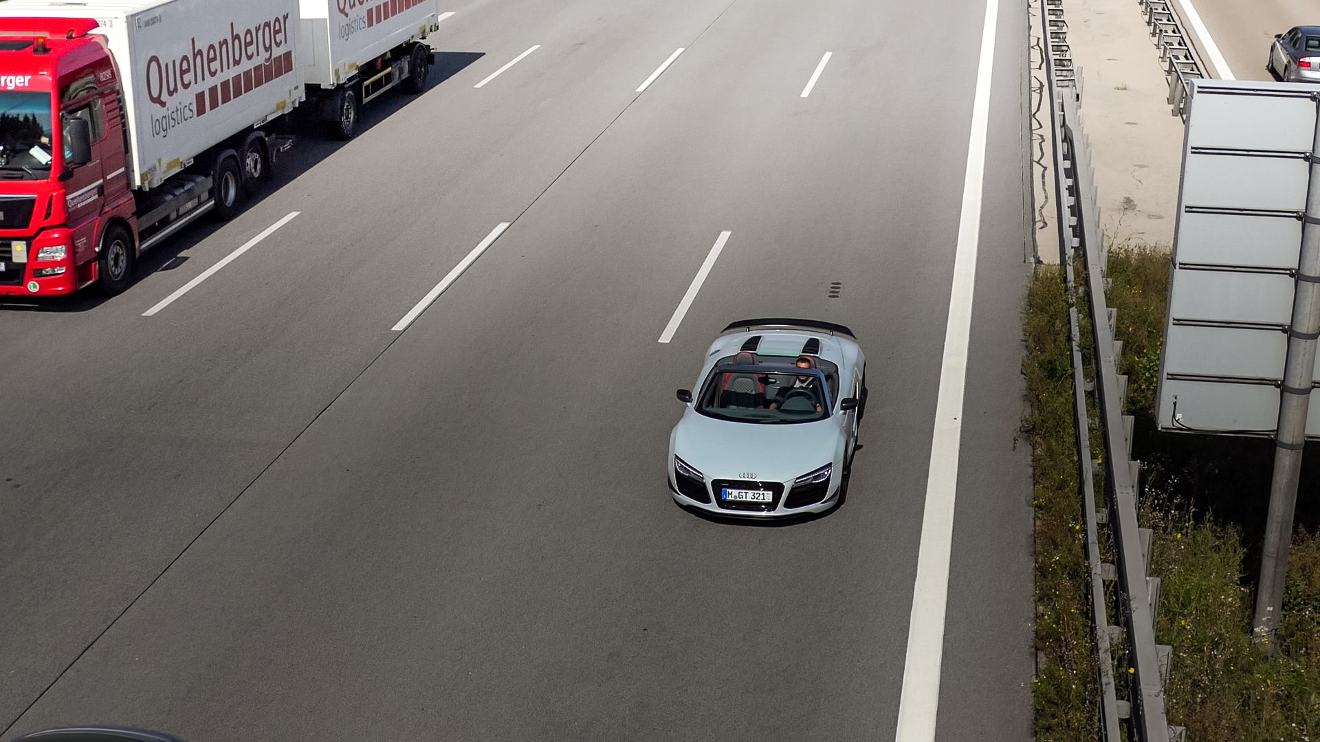 Audi R8 Spyder GT (1of333) - M-GT-321