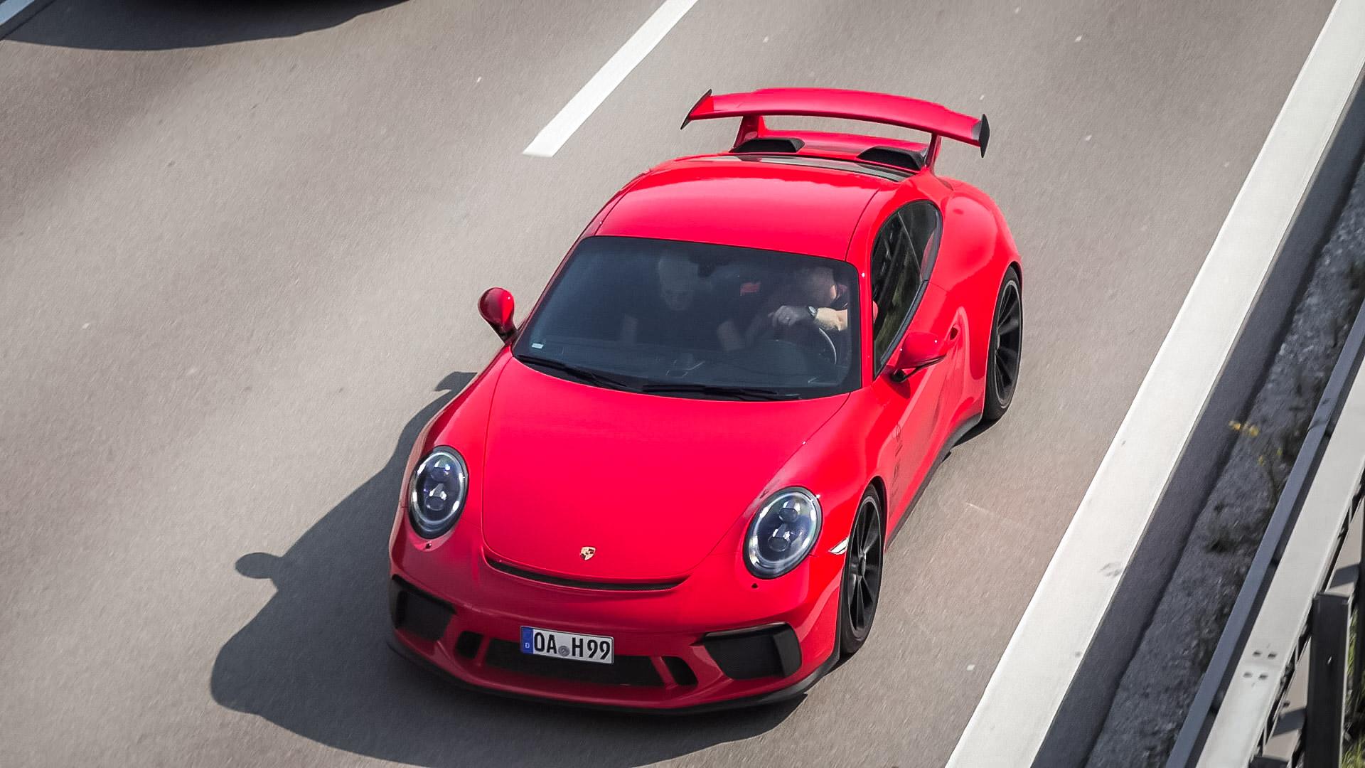 Porsche 991 GT3 - OA-H-99