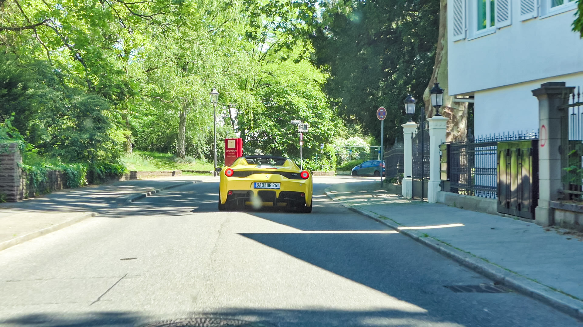 Ferrari 458 Speciale Aperta - BAD-HR-26