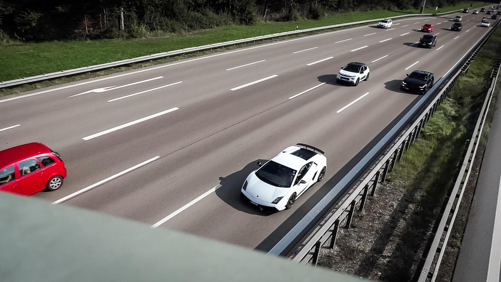 Lamborghini Gallardo Superleggera - GR-71843 (CH)