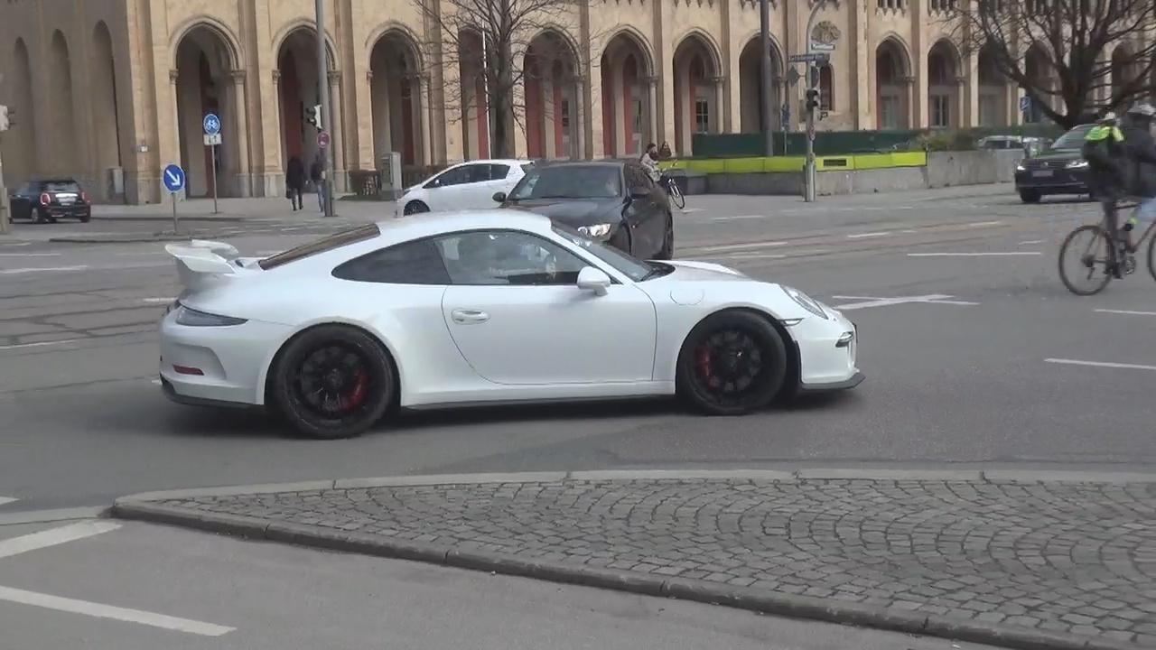 Porsche 991 GT3 - WOR-GT-333