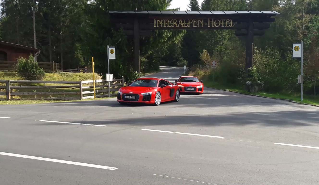 Audi R8 V10 - IN-DE-7494