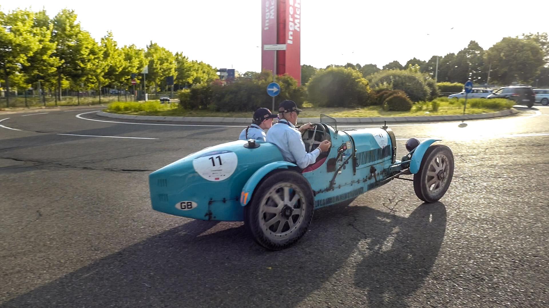 Bugatti T35 - KPF-3 (GB)