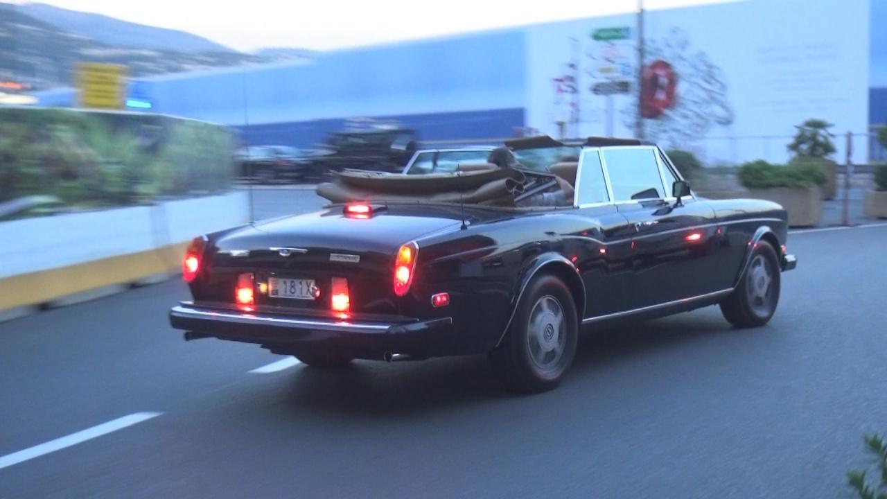 Bentley Corniche - 181X (MC)