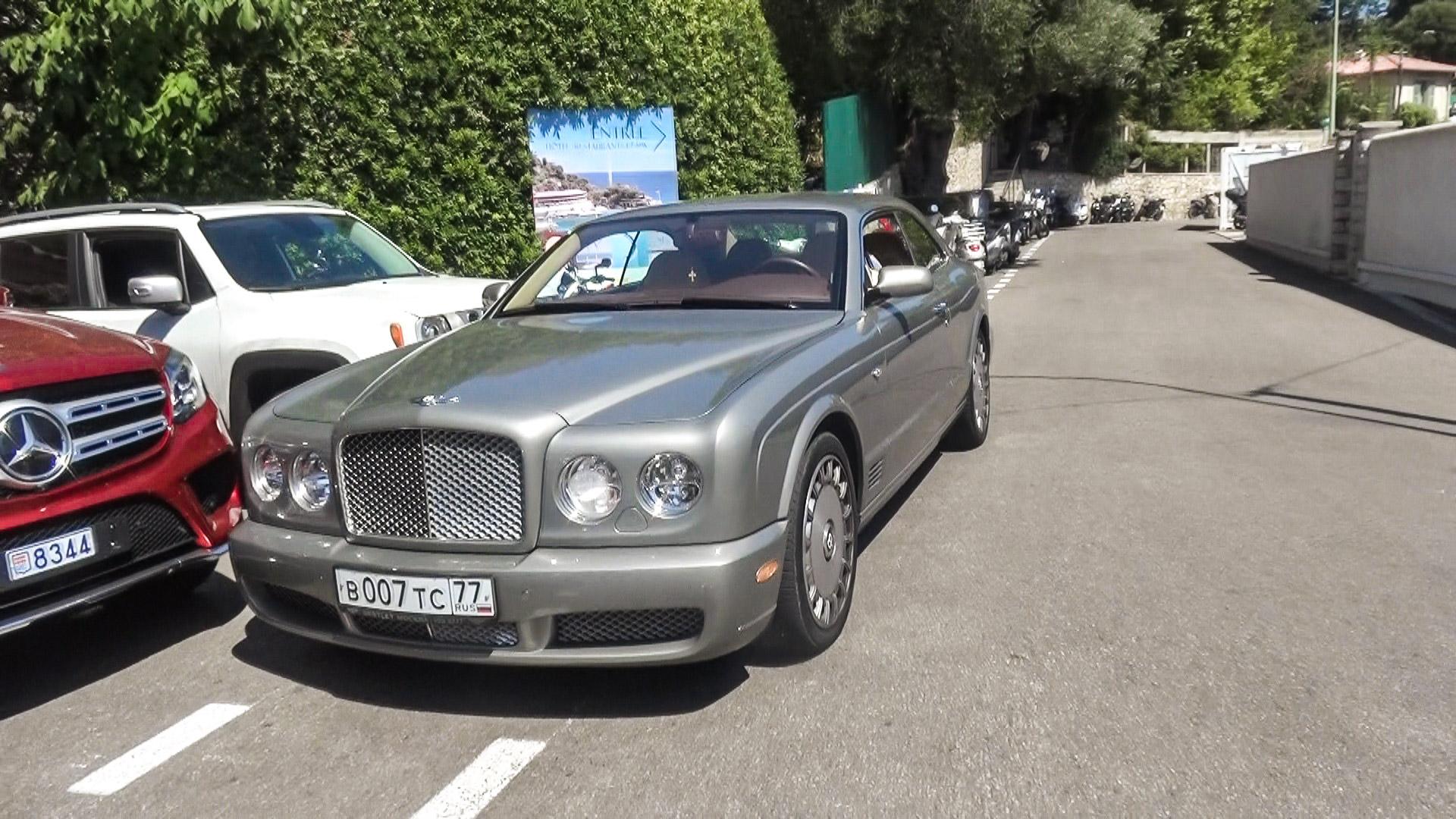 Bentley Continental R - B-007-TC-77 (RUS)