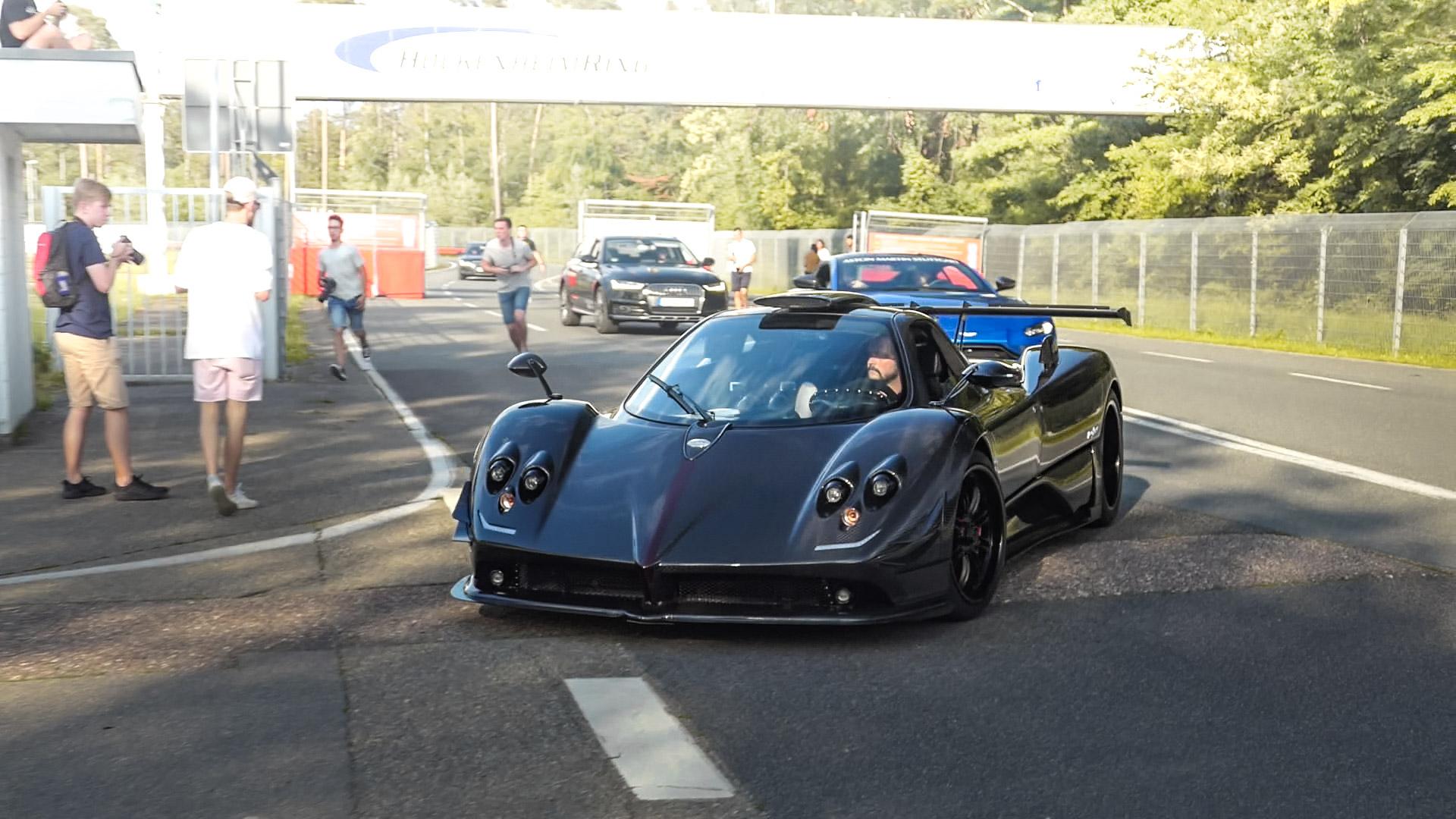 Pagani Zonda 760 Full Carbon (1of5) (Semco)