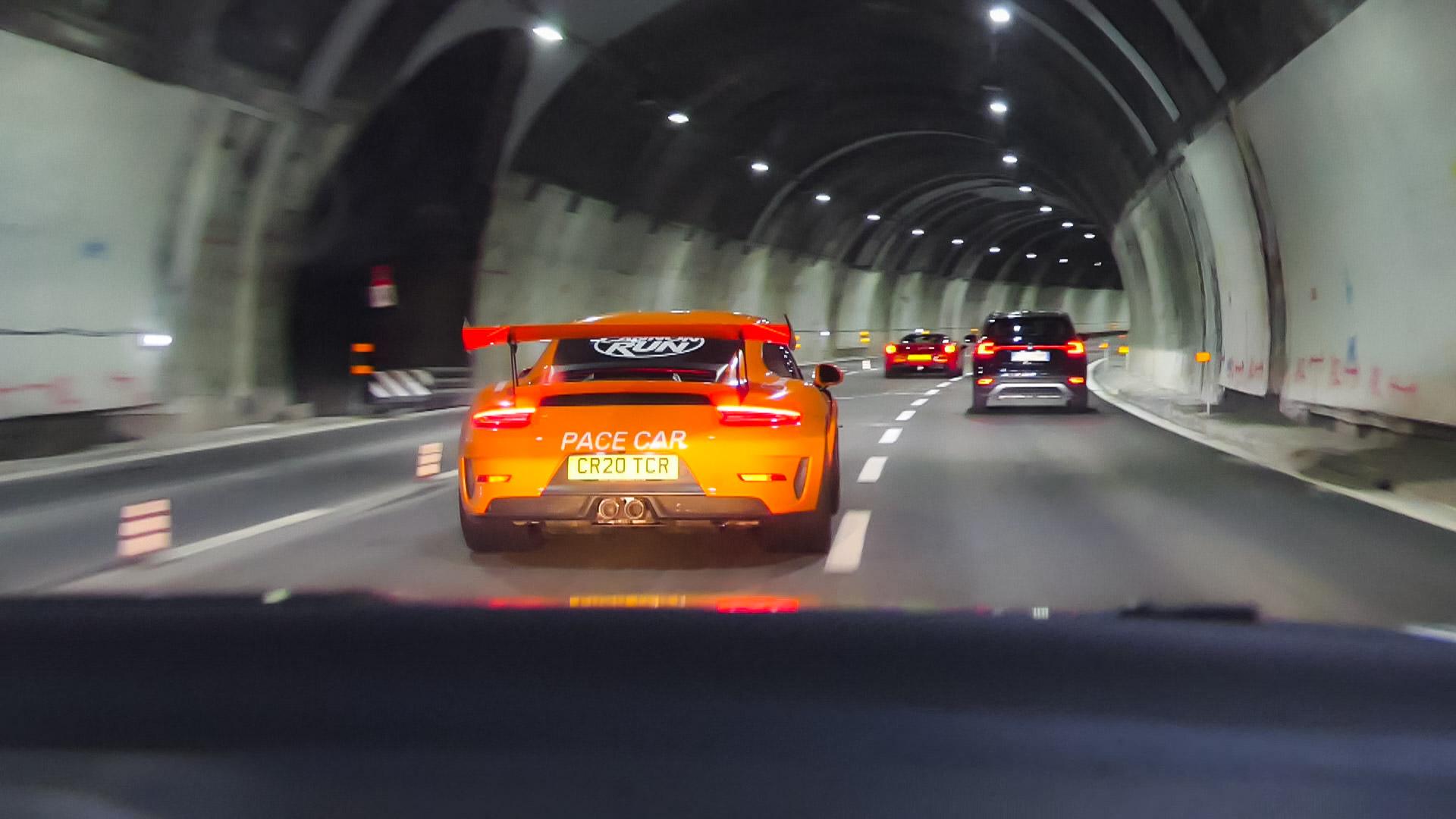 Porsche 911 991.2 GT3 RS - CR20-TCR (CH)