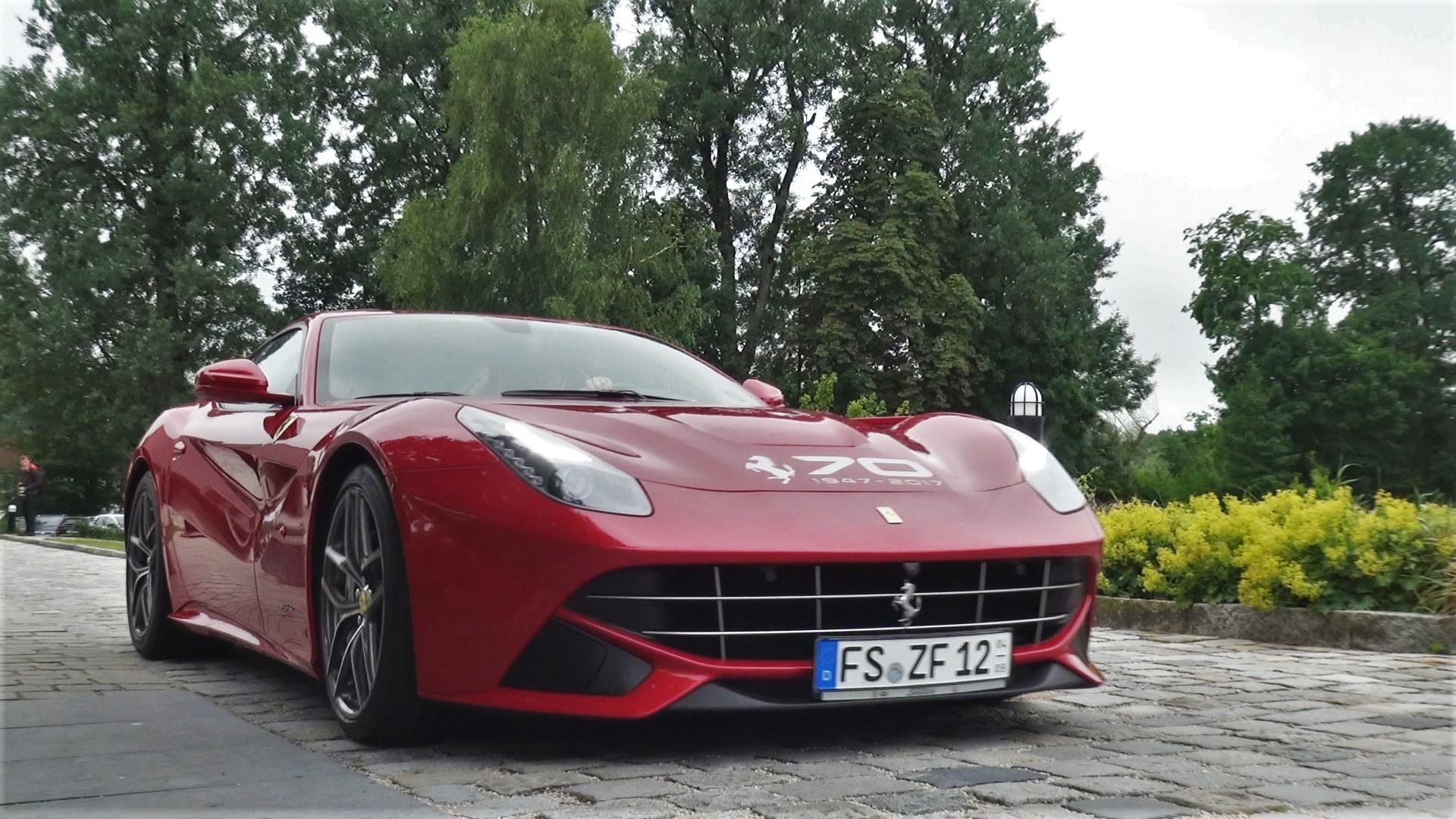 Ferrari F12 Berlinetta - FS-ZF-12