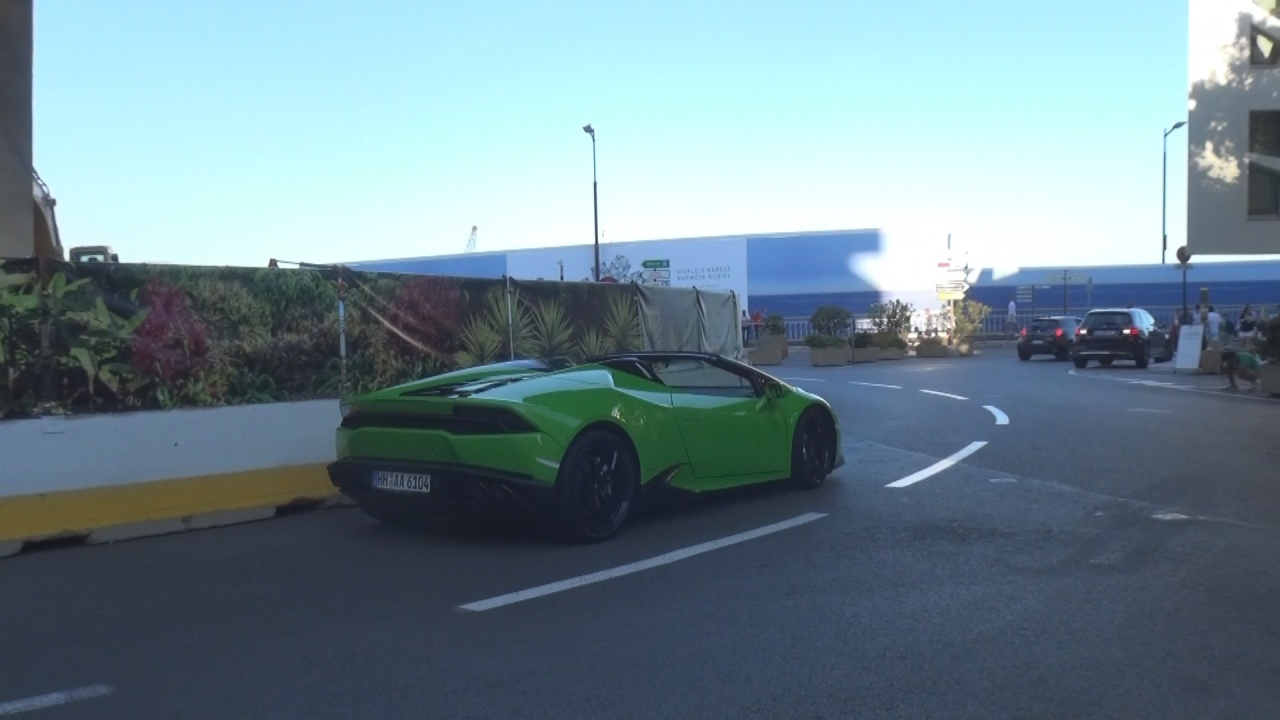 Lamborghini Huracan Spyder - HH-AA-6104