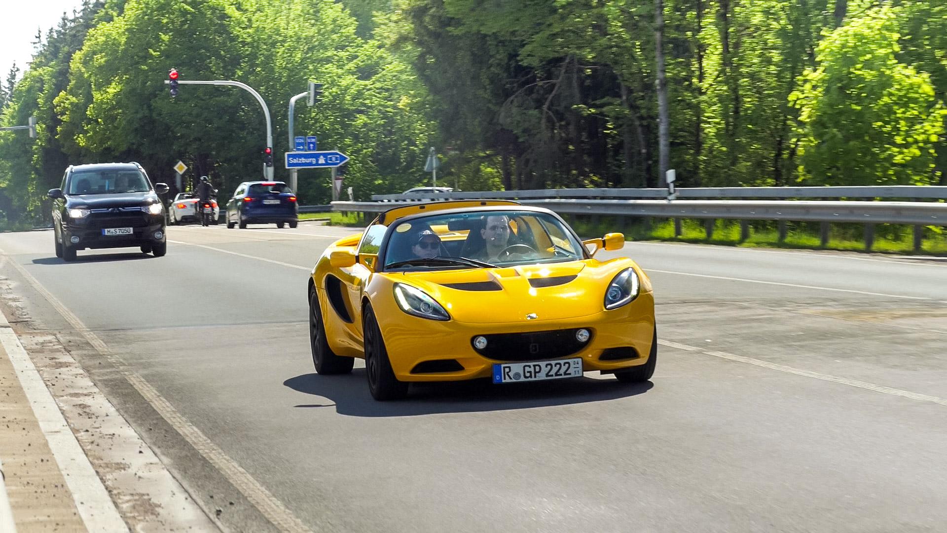 Lotus Elise S2 - R-GP-222