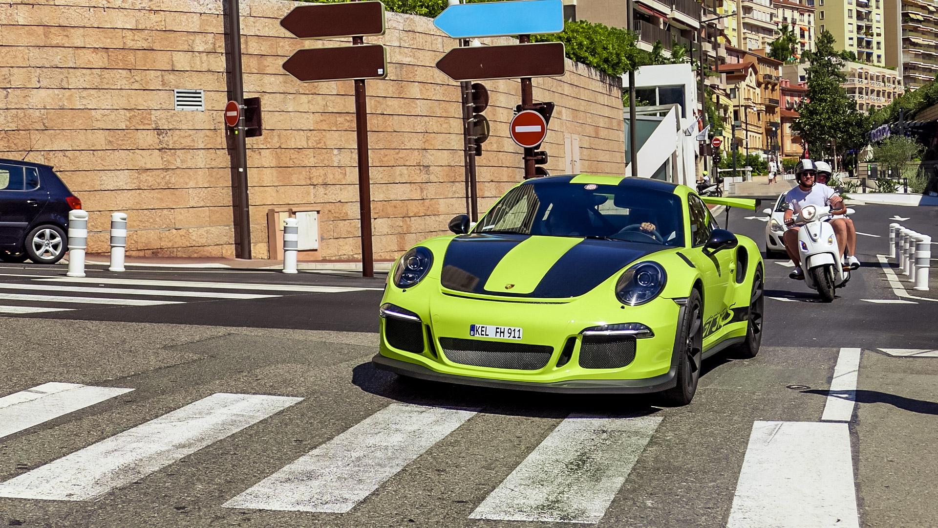 Porsche 911 GT3 RS - KEL-FH-911