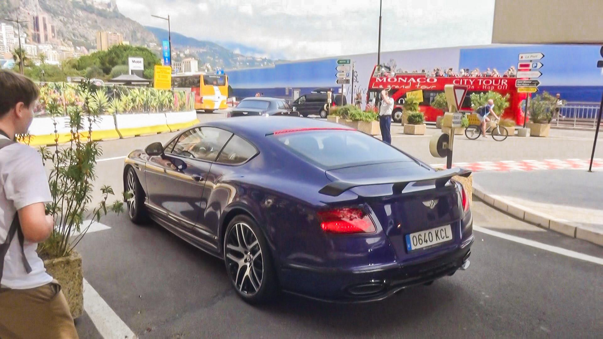 Bentley Continental GT Supersports - 0640-KCL (ESP)
