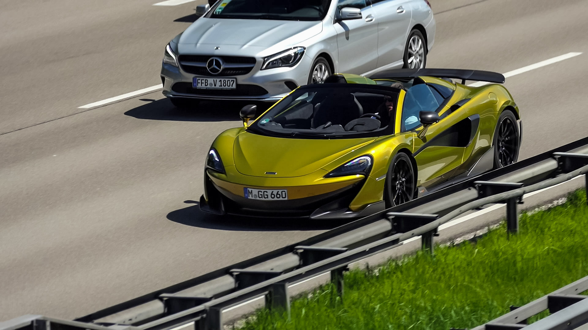 McLaren 600LT Spider - M-GG-660