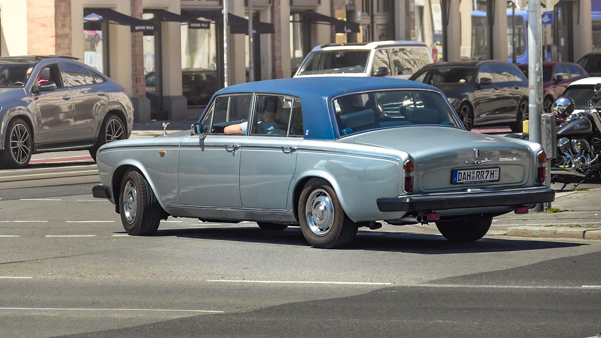 Rolls Royce Silver Shadow - DAH-RR-7H