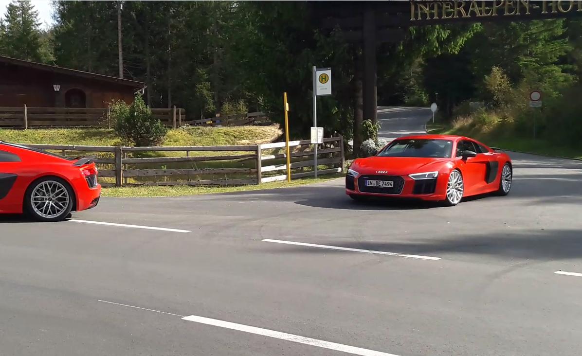 Audi R8 V10 - IN-DE-7503
