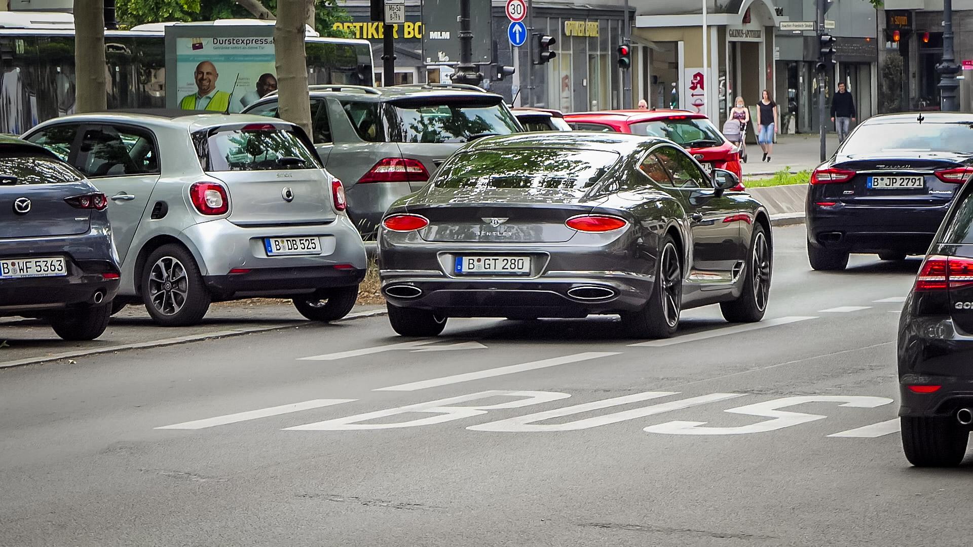 Bentley Continental GT - B-GT-280
