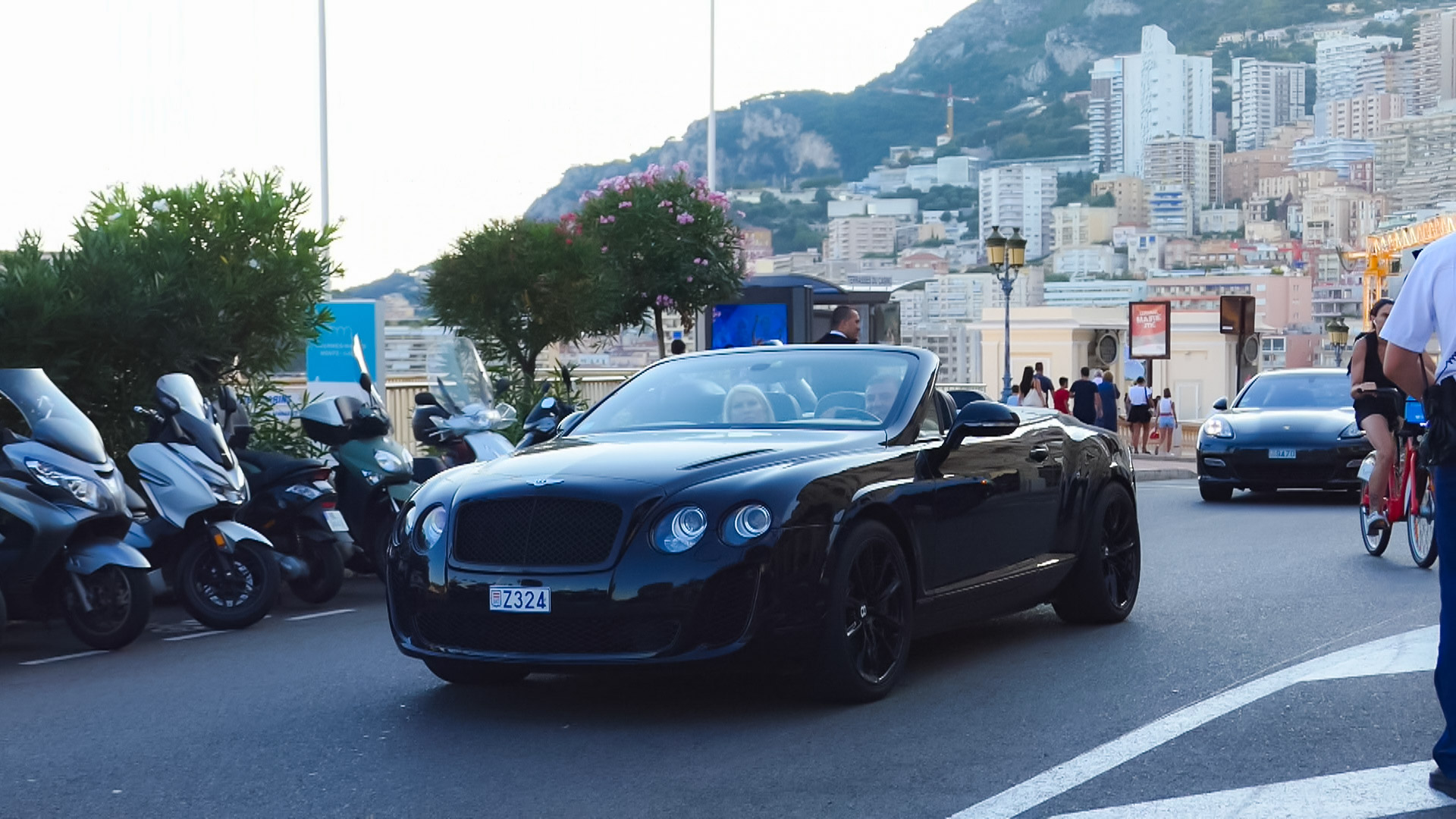 Bentley Continental GTC Supersports - Z324 (MC)